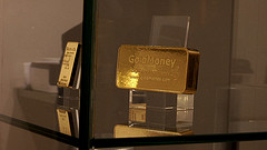 1 kilo gold bar from GoldMoney